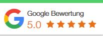 Google5-Sterne-Bewertung